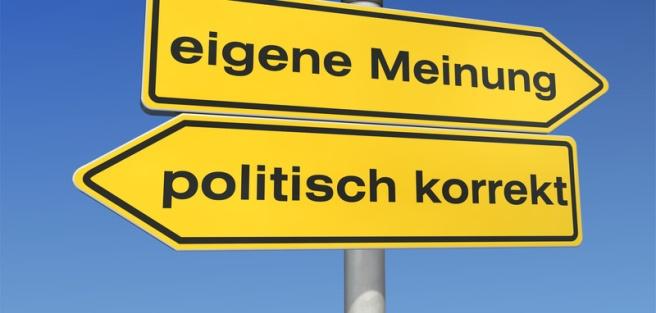 Bildergebnis für political correctness