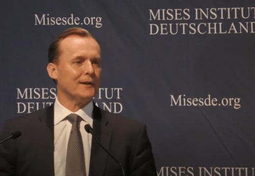 """Mises Seminar 2020: """"Power und Market"""" (Vortrag 11)"""
