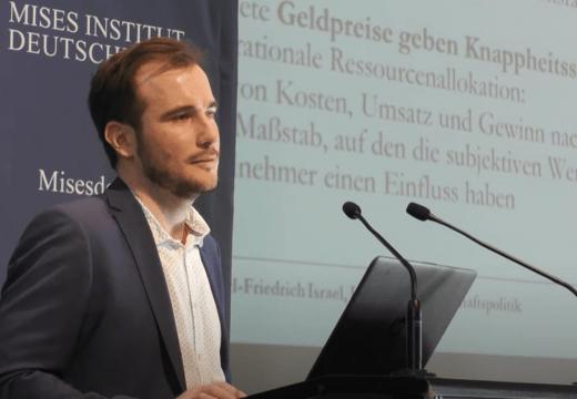 """Mises Seminar 2020: """"Kritik der kausalwissenschaftlichen Sozialforschung"""" (Vortrag 12)"""