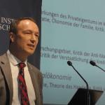 """Mises-Seminar 2020: """"Nationalökonomie: Theorie des Handelns und Wirtschaftens"""" (Vorträge 5 und 6)"""
