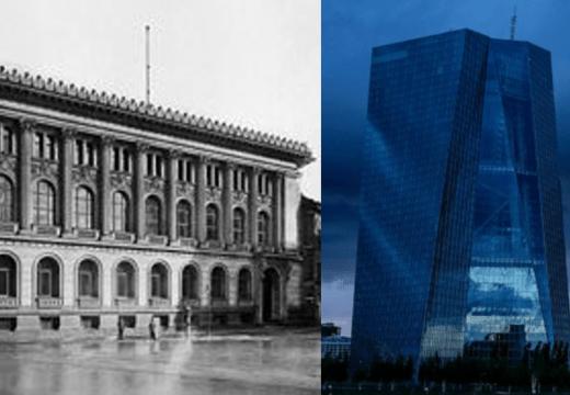 Die EZB auf den Spuren der Reichsbank