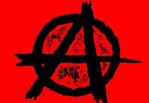 Der Todestrieb des Anarchokommunismus