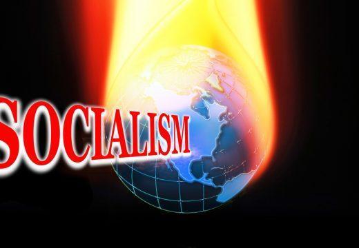 Sozialismus bedeutet Diktatur
