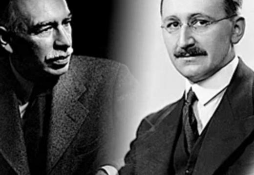 """""""Hayek und die Pandemie"""": Das irreführende Narrativ des Neo-Keynesianismus in der F.A.Z."""